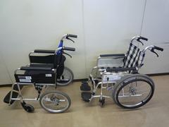 車椅子の短期貸出